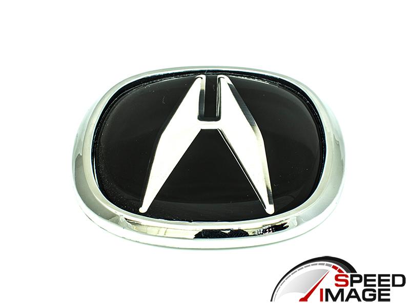 SI Universal Acura Emblem Cm X Cm Black - Acura emblem