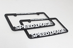 Speed Image USA - License Plate Frame - 2 Pack