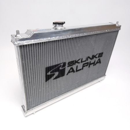 Skunk Alpha Series Radiator Full Size Acura Integra - Acura integra radiator