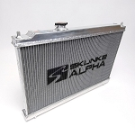 Skunk2 - Alpha Series Radiator - Full Size - Acura Integra 1994-2001 - Manual Only