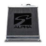 Skunk2 - Alpha Series Radiator - Half Size - Honda Civic 1992-2000 - Manual Only