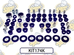 SuperPro - Master Bushing Kit - Scion FR-S / Subaru BRZ 2013-2015