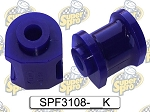 SuperPro - Sway Bar Mount Bushing Kit - Scion FR-S / Subaru BRZ 2013-2015