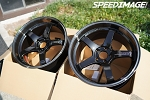 Advan - GT Premium - 19x9.5 +22 19x10.5 +32 5x112 - Machined & Black Coated Graphite