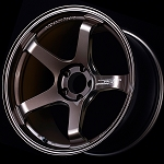 Yokohama Advan GT Beyond - 19x9.5 +25 19x10.5 +32 5x112 - Racing Copper Bronze