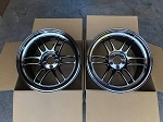 Enkei - Racing Series - RPF1 Wheel - 18x9.5 +15 / 18x10.5 +15 5x114.3 - SBC