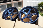 Advan - GT Premium - 19x9.5 +22 19x10.5 +32 5x112 - Racing Titanium Blue