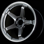 Yokohama Advan GT Beyond - 19x9.5 +25 19x10.5 +32 5x112 - Machining & Racing Hyper Black