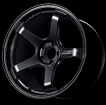 Yokohama Advan GT Beyond - 19x9.5 +25 19x10.5 +32 5x112 - Racing Titanium Black
