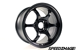 Yokohama Advan - RG-D2 15x8 +35 4x100 - Semi Gloss Black