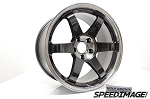 Volk Racing TE37SL 18x9.5 +22 / 18x10.5 +20 5x120 Pressed Double Black