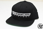 Volk Racing - Snap Back Hat - Black