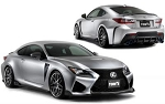 Tom's Racing - Aero Full Kit (Front, Sides, Rear) - Lexus RC-F 2015-2018