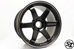 Volk Racing - TE37 RT Black Edition - 18x9.5 +22 5x114.3 - Pressed Black