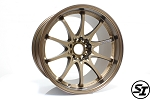 Volk Racing - CE28N - 18x9.5 +15 5x114.3 - Bronze
