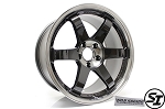 Volk Racing - TE37 SL - 18x9.5 +40 5x100 - Pressed Double Black