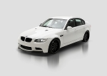 Vorsteiner Aero - Carbon Fiber Front Add On Spoiler - BMW E90 M3 Sedan Only