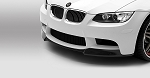 Vorsteiner Aero - Carbon Fiber Front Add On Spoiler - BMW E92 M3 Coupe Only