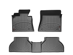 Weathertech - FloorLiner Front & Back - Nissan Rogue 2018 - Black