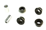 Whiteline - Rear Control Arm Inner Bushing Kit - Scion FR-S / Subaru BRZ 2013-2015