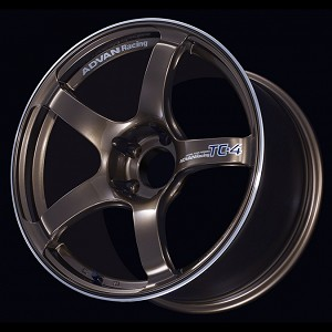 Advan TC-4 Wheel - 18x8.0 / Offset +47 / 5x100