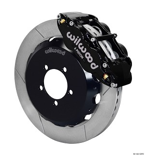 Wilwood - Front 6 Piston 6R Big Brake Kit -  Scion FRS 2013-2017