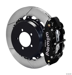 Wilwood - Rear 4 Piston 4R Big Brake Kit -  Scion FRS 2013-2017