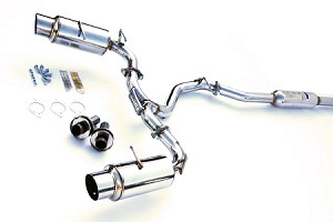 Invidia - N1 Cat-Back Exhaust System - Scion FR-S/Subaru BRZ 2013-2015