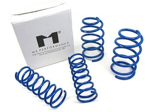 Manzo M Performance Lowering Springs Acura RSX DC - 2002 acura rsx lowering springs