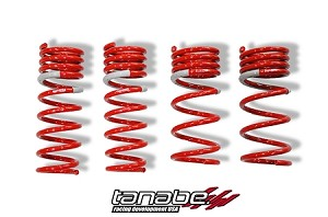 Tanabe Sustec NF Lowering Springs Acura RSX Type S DC - 2002 acura rsx lowering springs